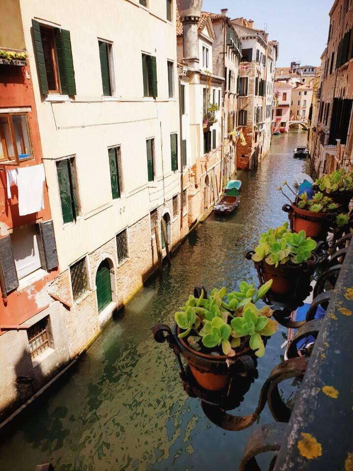 Comfy room, 5-minutes to Rialto bridge(Canal view)