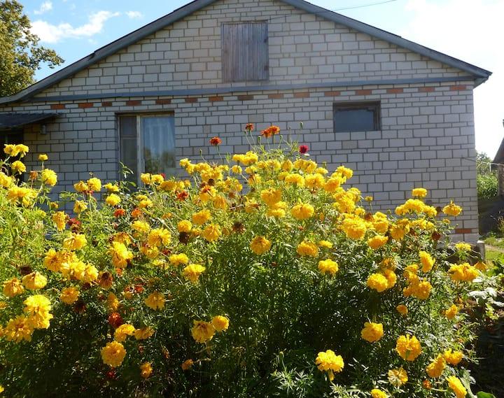 недорогое жилье  в красивом экологическом месте