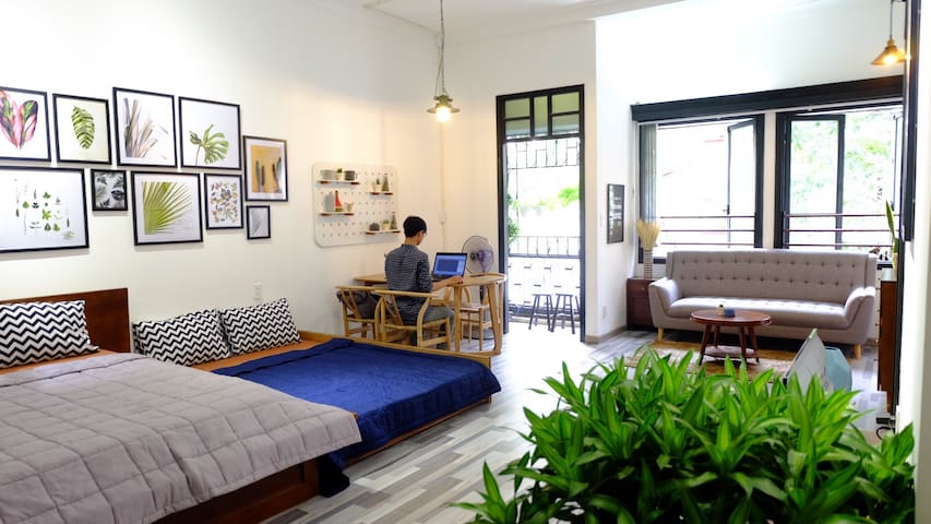Afternoon Tea nearby Ben Thanh Market - Ho Chi Minh City - Apartment