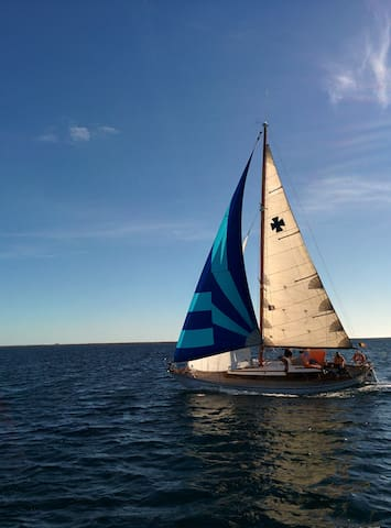 Living& sailing on classic boat  Ibiza/ formentera - Eivissa - Barco