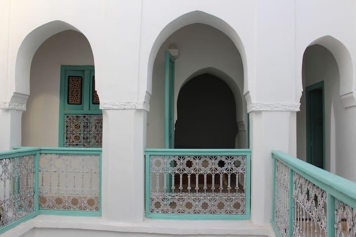 "Riad Atelier La Lune in Marrakech ~ Room ""Itrane"""