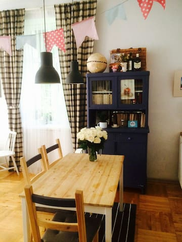 Sweet ensoleillé 房间 - Pushkin - Appartement