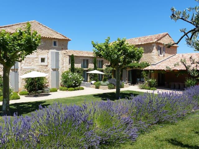 Mas Pamparigouste in Luberon - Bonnieux - House