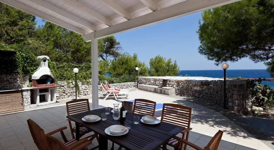 Villa Fichimori, villa by the sea - Marina di Marittima - Villa