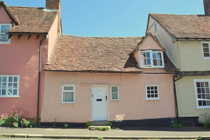 15th Century medieval cottage: Lavenham Cottitch - Lavenham - Casa