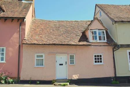 15th Century medieval cottage: Lavenham Cottitch - Lavenham - Hus