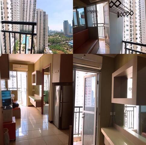 Maple Park Apartment Sunter Kemayoran near Jubilee