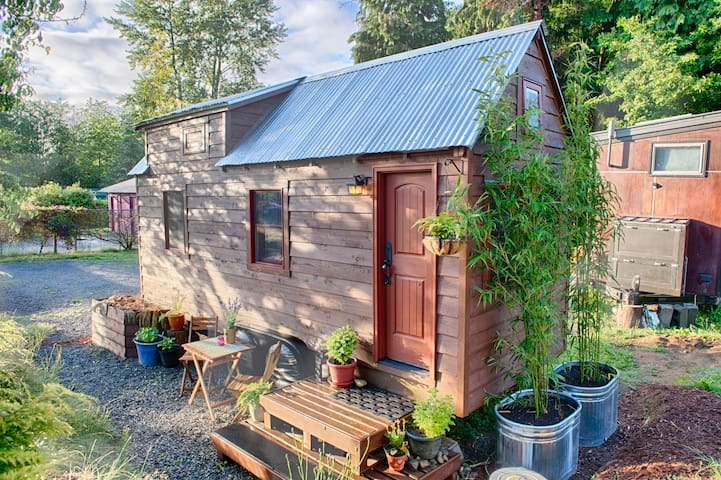 The Tiny Tack House - (Tiny House) - Everett - Casa