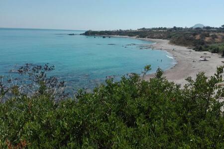 Villa Borgo degli ulivi con spiaggia privata