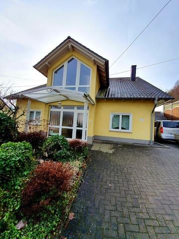 Gemütliche Ferienwohnung Beckingen (Haustadt) OG