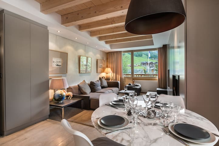 Calendal : Modern apartment next to the slopes