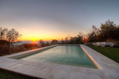 Villa Rifugio al Sole Reggello - Reggello - Apartment