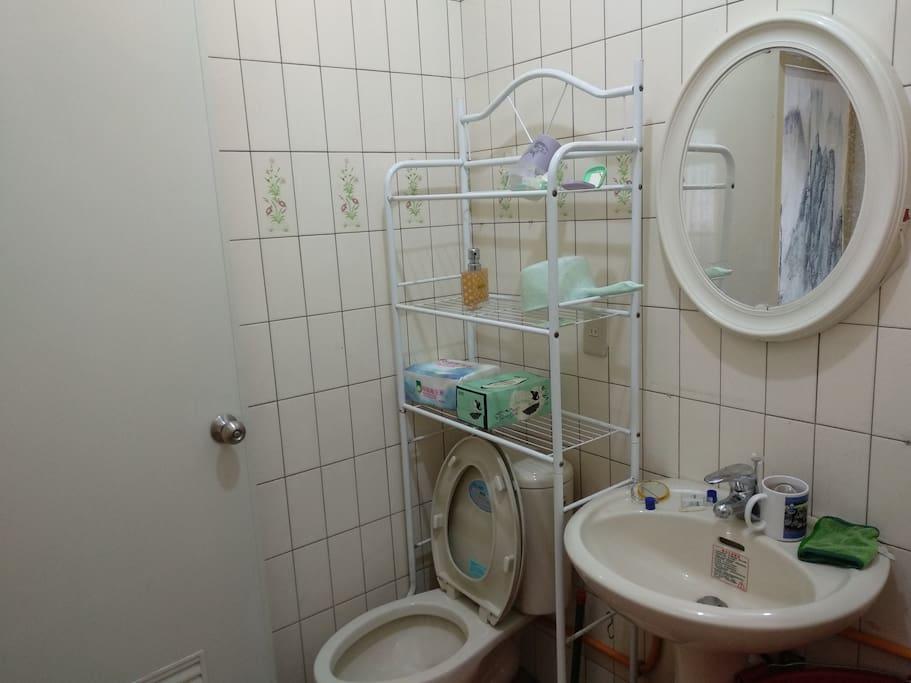 二合一浴室