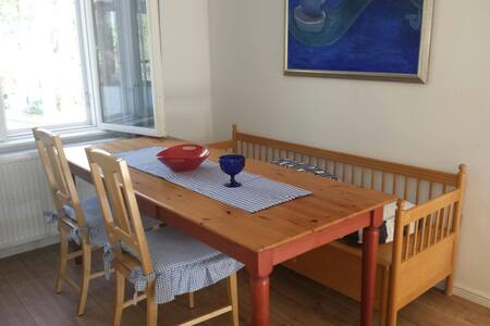 Holidayhome for you by the sea. - Hanko - Wohnung