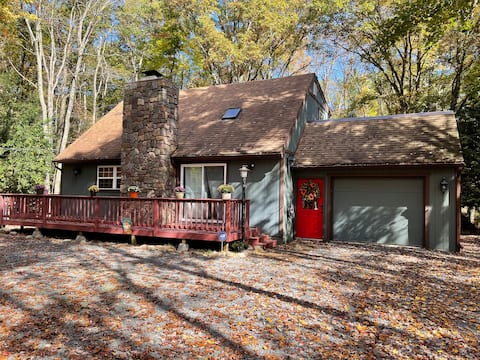 Beautiful And Private Cabin🍁15mins from Jim Thorpe