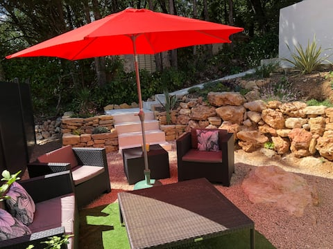 Studio indépendant avec jardin Valbonne - Grasse
