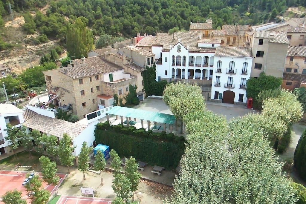 Casa de Vallclara