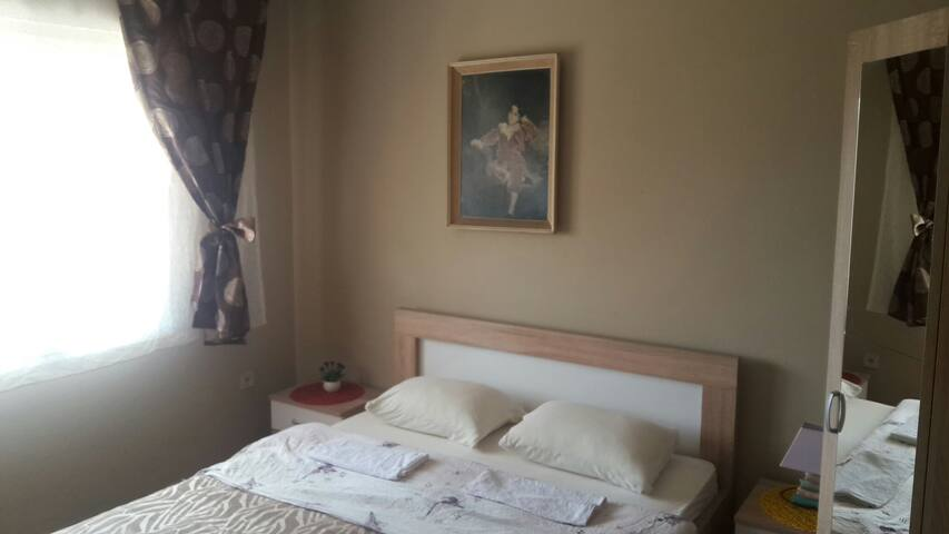 Private Room with Garden View - Podgorica - Casa