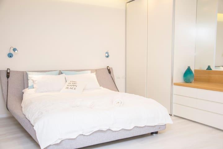 Wallenberg Apartments Complex - Superior Apartment - Haifa - Pis
