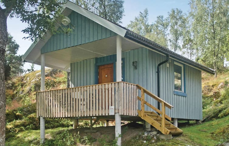 Holiday cottage with 1 bedroom on 20m² in Bullaren