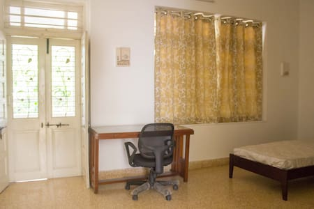 Bungalow  Room with a Large Veranda - Ahmedabad - House