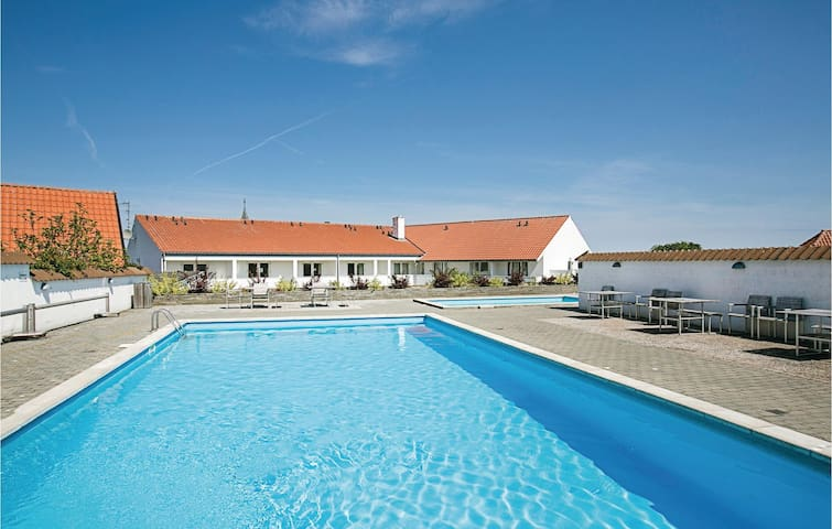 Holiday apartment with 1 room on 55m² in Gudhjem