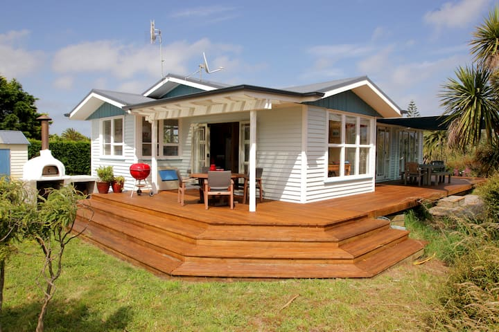 Waikawa Gem - fresh and friendly - Waikawa Beach - Huis