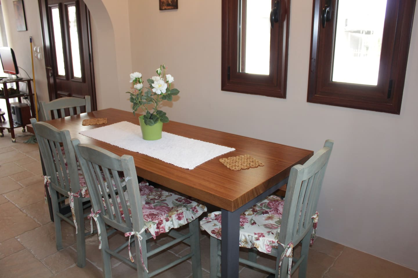 ★Villa Pap-Live the Greek hospitality in a village