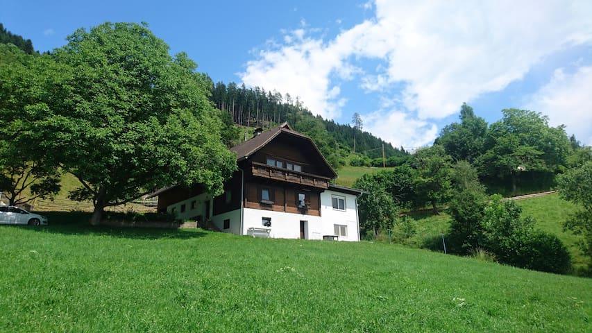Wohnung im Grünen mit Seenähe!
