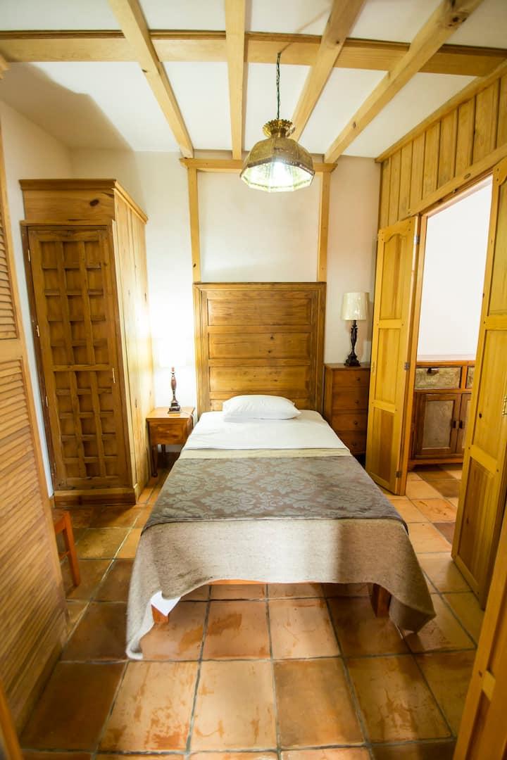 Suite A estilo alpes, la Trinidad (zona histórica)