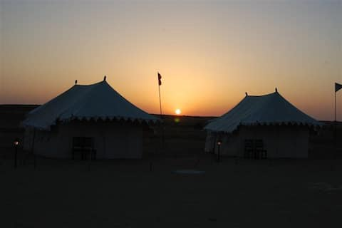 Desert Camel Safari