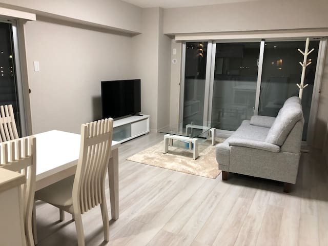 Newly‐built Cozy Apartment in Chatan