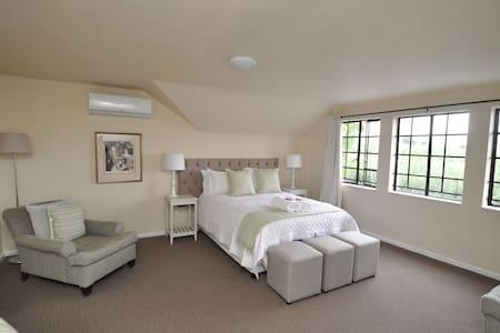 Deluxe Bedroom 3 Upstairs