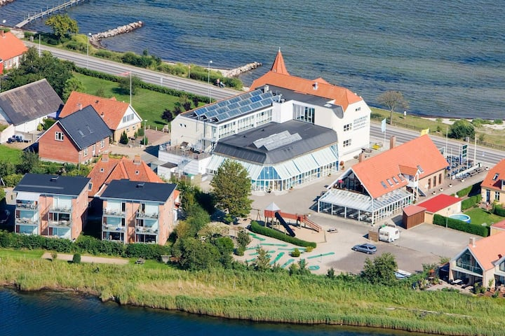4 person holiday home on a holiday park in Hejls