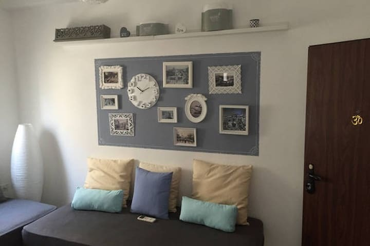 Ideal location Studio between TLV Port and Beach - Tel Aviv-Yafo - Apartemen