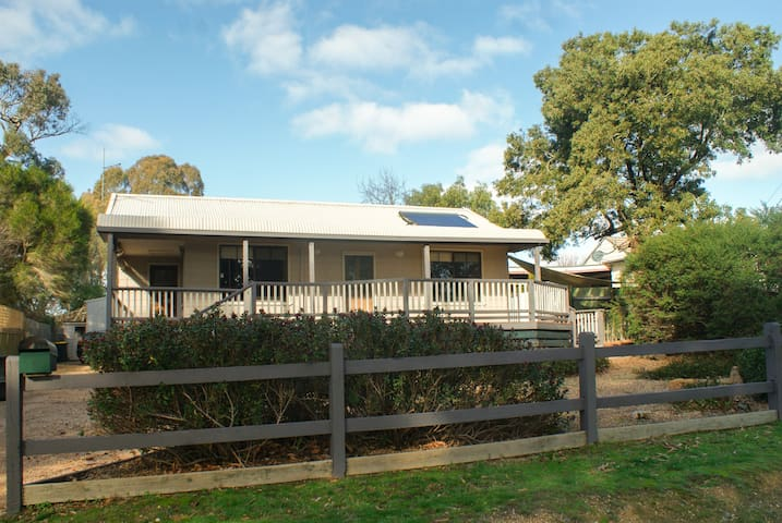The Bach at Hepburn - available for long stays