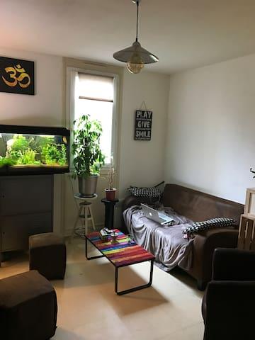 Logement idéal pour jeune qui aime faire la fête - Montpellier - Appartement