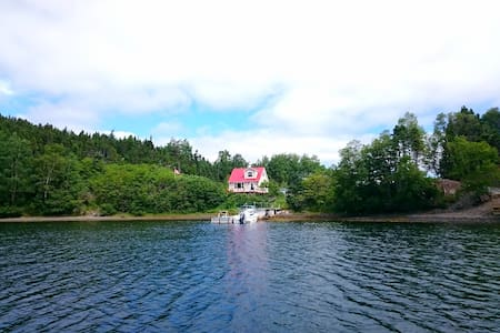 Waterfront property in Happy Adventure