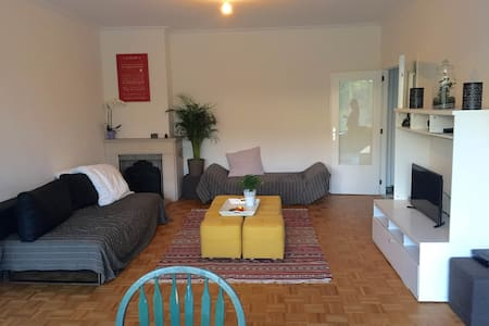 Appartement spacieux, cosy et lumineux - Uccle