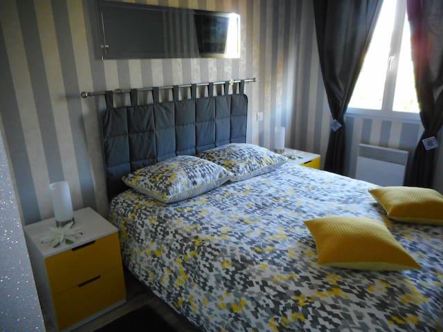 Belles Chambres d'Hôtes dans maison récente