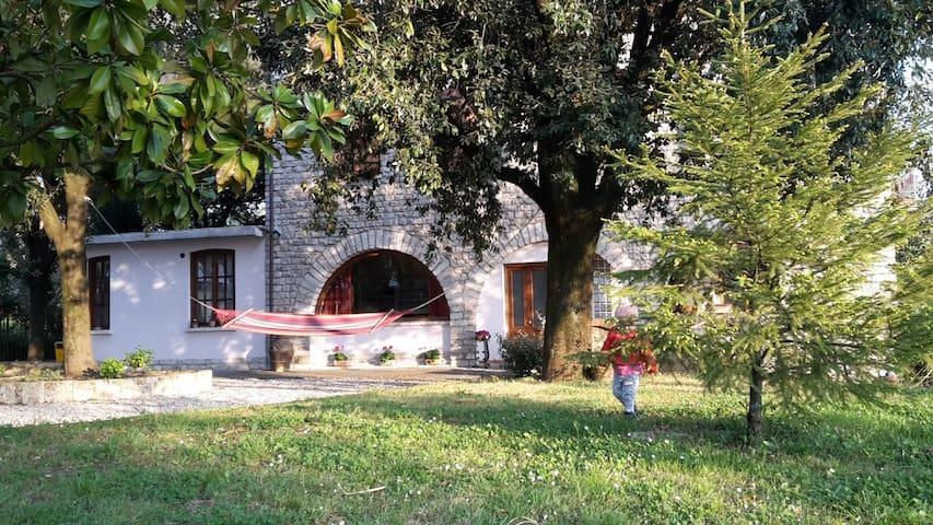 Alloggio nel verde a pochi km da Roma e Napoli - Anagni - Apartament