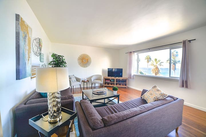 Lively 2BR in La Jolla - San Diego - Daire