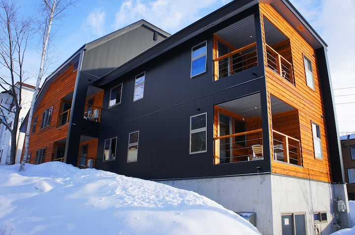 Big Bear Apartments 3, Studio Apartment, Hakuba