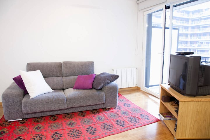 New apartment in Tolosa. 20 min to S. Sebastian