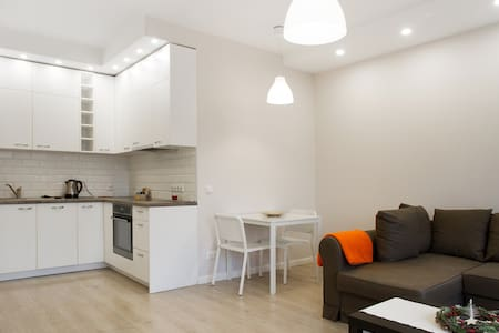 New apartment 15min from old town - Vilnius
