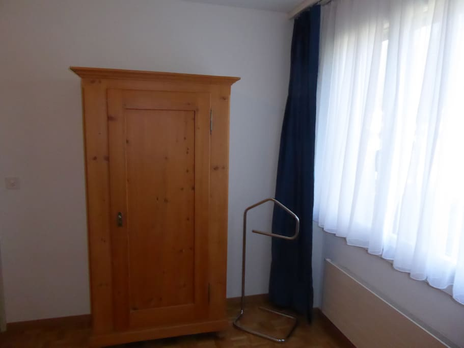 Schlafzimmer / Private Bedroom