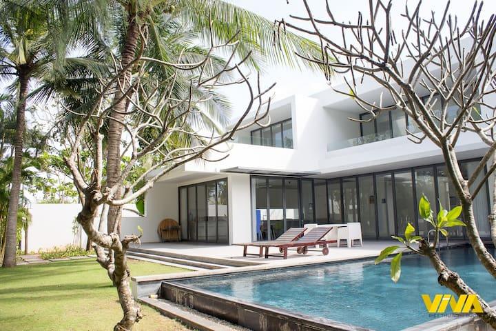 Sanctuary Hồ Tràm Viva Villa - 4 Bedrooms