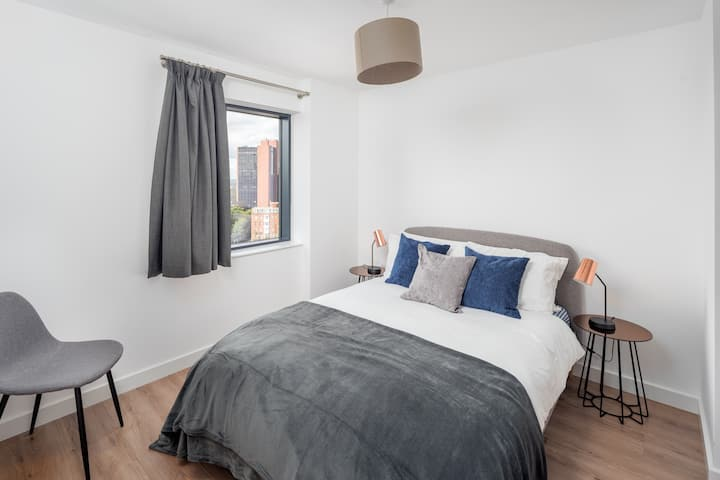 Stylish 1 bedroom flat in centre of Birmingham