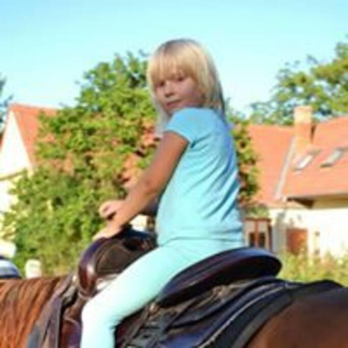 Naučíme vás starať sa o kone a jazdiť