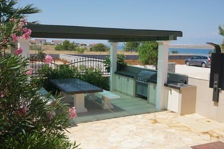 Klimatisiertes Apartment am Meer - Vir